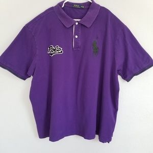 Ralph Lauren Polo shirt for men. Size 4XB